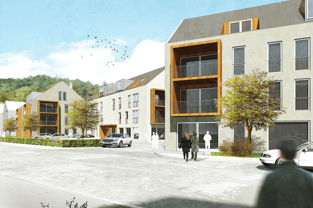 Das Exposé zum Neubau in Bellenberg - Illersenio
